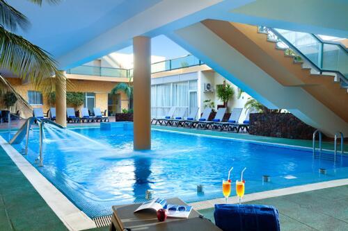 Foto de los servicios de Hotel Best Semiramis