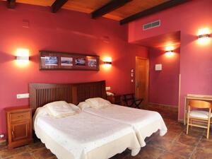 """Foto de una habitación de """"Hotel Las Murallas"""""""