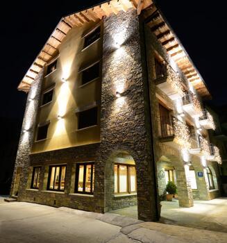 Foto do exterior - Hotel Los Nogales