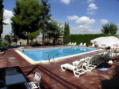 Foto do exterior - Hotel Los Cerezos