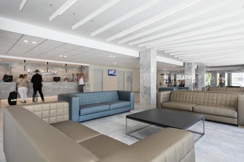 Foto de las zonas nobles de Hotel Best San Diego