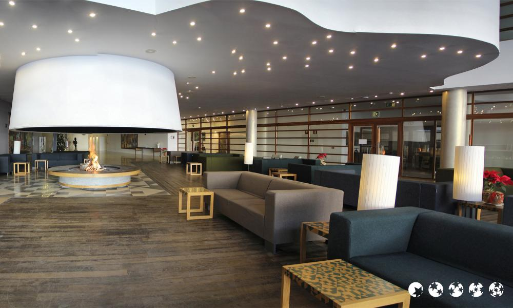 Resultado de imagen de gran hotel continental de panticosa