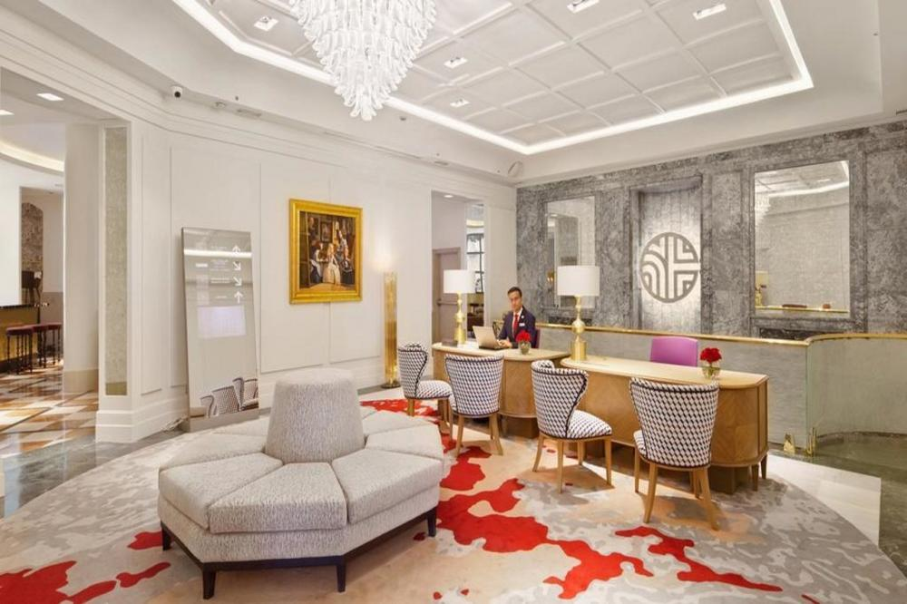 Hotel NH Collection Madrid Paseo del Prado, Madrid