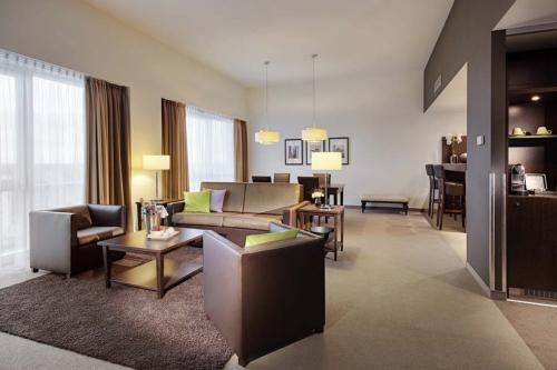 Chambre - Hotel Lindner & City Lounge Amberes