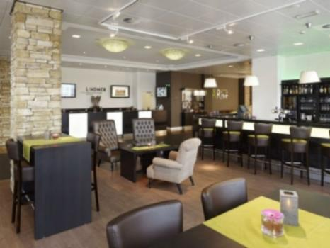 Restaurant - Hotel Lindner & City Lounge Amberes