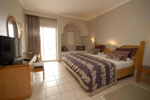 Quarto - Hotel Vincci Djerba Resort