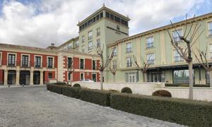 """Foto del exterior de """"Hotel Eurostars Buenavista Toledo (Ex Hilton)"""""""