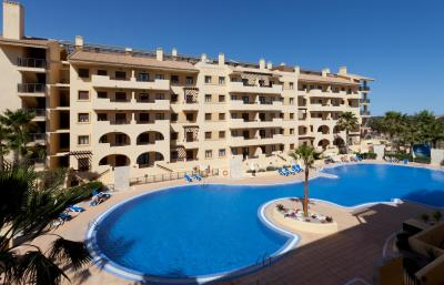 Foto del exterior de Senator Mar Menor Golf & Spa Resort