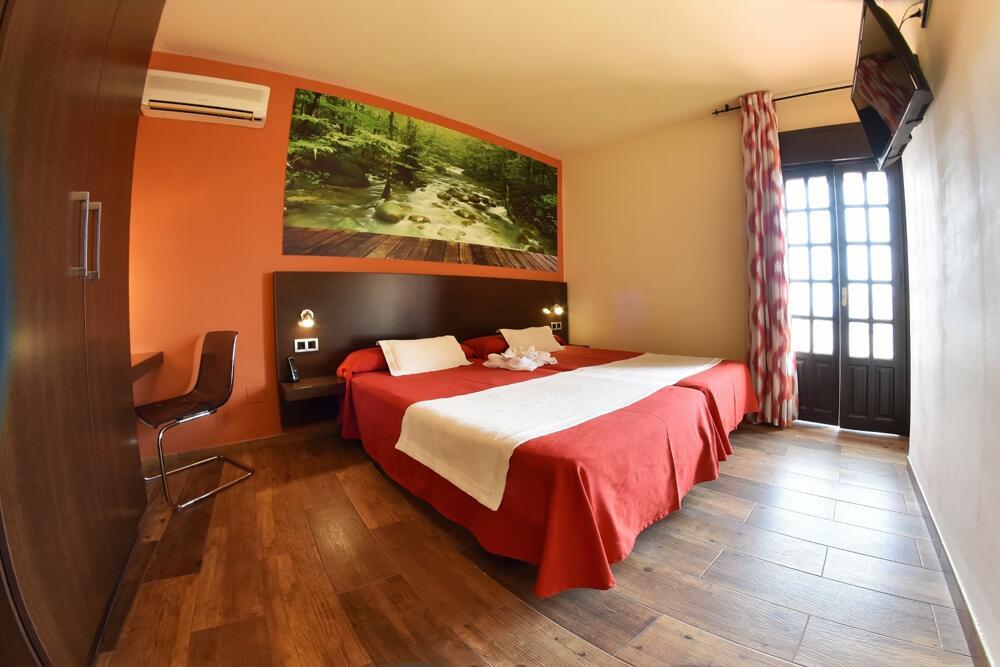 Hotel Zen Airport Torremolinos Centraldereservascom - Habitaciones-zen