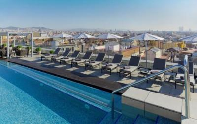 Ausstattung - Crowne Plaza Barcelona Fira Center 4*Sup