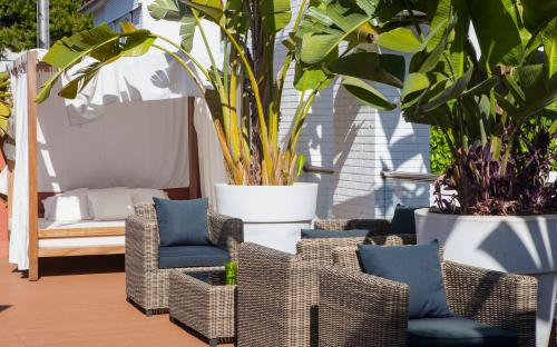 Ausstattung - Ibersol Antemare Spa - Adults Only