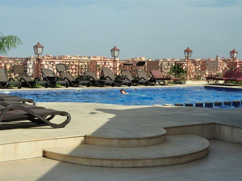 Hotel Imperial Plaza And Spa Marrakech