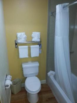 Foto del baño de Quality Inn & Suites Near the Theme Parks