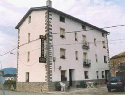 Foto del exterior de Casa Puyuelo