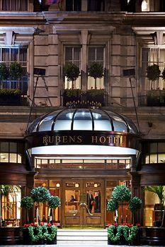 Exterior – Hotel Rubens at The Palace