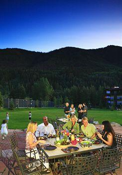 Foto area ristorante Vail Racquet Club Mountain Resort