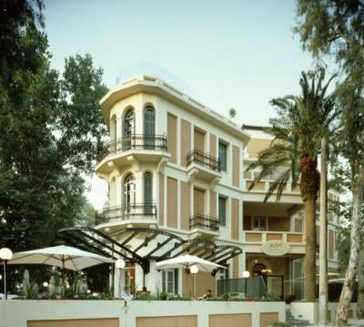 Exterior – Hotel The Kefalari Suites