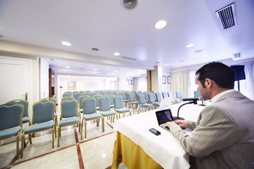 Foto de los servicios de Hotel San Cristóbal