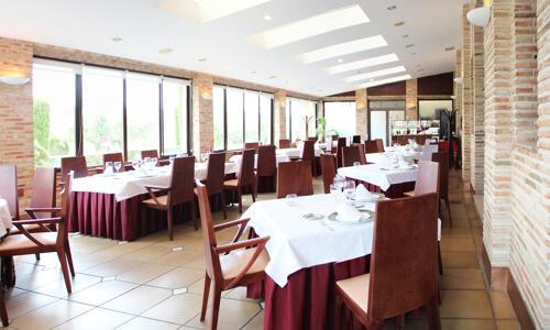 Foto de restauración de HOTEL CIGARRAL DEL ALBA