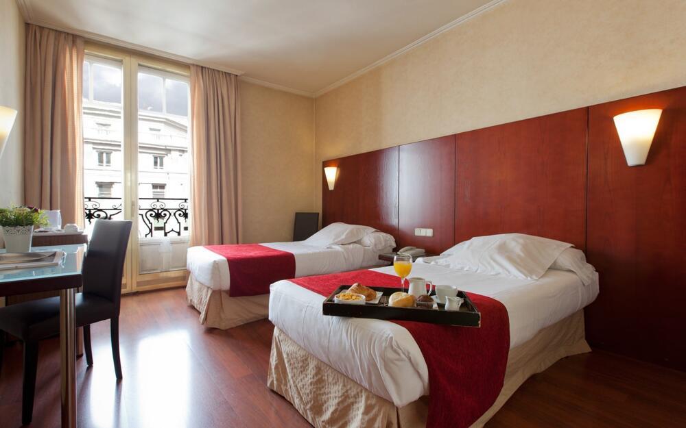 Hotel Arosa Madrid