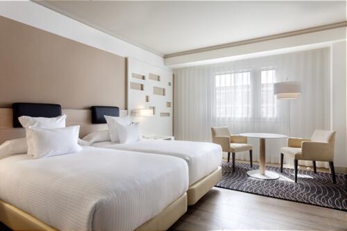 Foto de una habitación de Madrid Marriott Auditorium Hotel & Conference Center