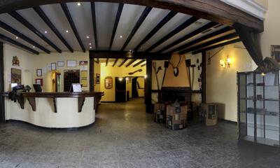 Foto de las zonas nobles de Hotel GHM Monachil