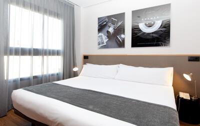 Quarto - Hotel Kramer