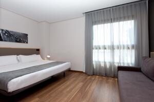 """Foto de una habitación de """"Hotel Kramer (ex Kris Abadia)"""""""