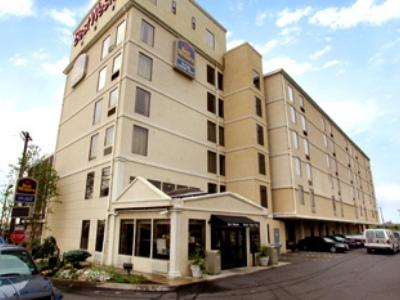 Foto do exterior - Hotel Best Western Plus Newark Airport West