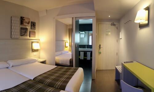Chambre - Hotel Cristina