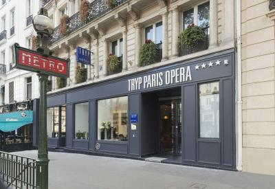 Foto del exterior de Hotel Paris Opera managed by Melia