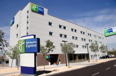Foto del exterior de Holiday Inn Express Madrid-Getafe