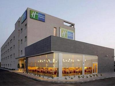 Foto del exterior de Holiday Inn Express Málaga Airport