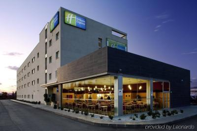 Außenansicht - Holiday Inn Express Málaga Airport