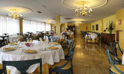 Foto do restaurante - Hotel Puente Romano de Salamanca