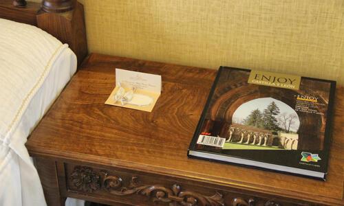 Foto de una habitación de Hotel Puente Romano de Salamanca