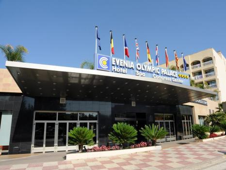Foto do exterior - Hotel Evenia Olympic Palace