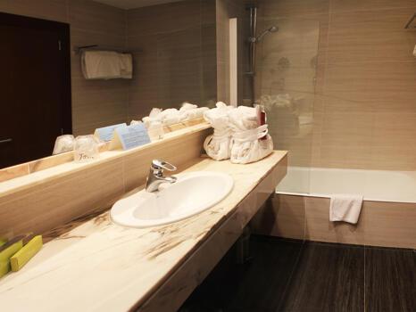Foto del baño de Park Hotel San Jorge & Spa
