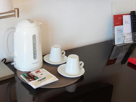 Foto de una habitación de Park Hotel San Jorge & Spa
