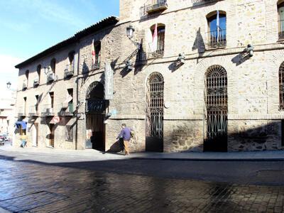 Foto degli esterni Hotel Real de Toledo
