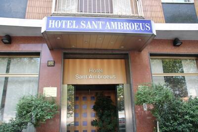 Außenansicht - Sant'Ambroeus