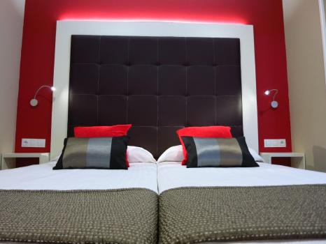 Zimmer - Hotel Boutique Catedral