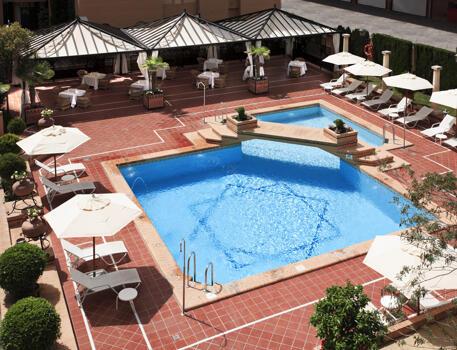 Extérieur de l'hôtel - Hotel Saray