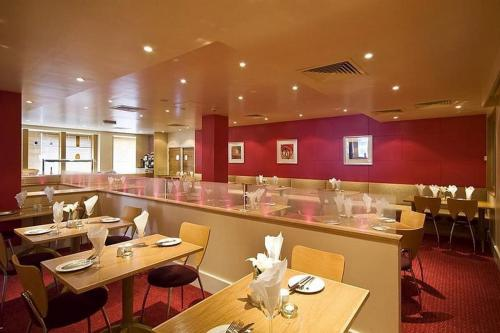 Restaurant - Hotel Premier Inn Glasgow City Centre (Argyle Street)