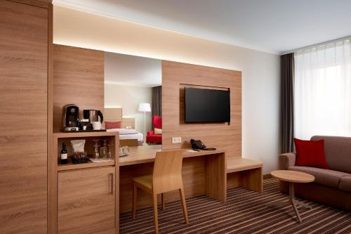 Room – Hotel Ramada Plaza Berlin