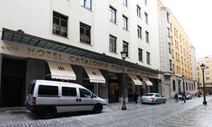 """Foto del exterior de """"Catalonia Plaza Mayor Salamanca"""""""