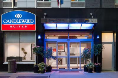 Exterior – Candlewood Suites NYC -Times Square