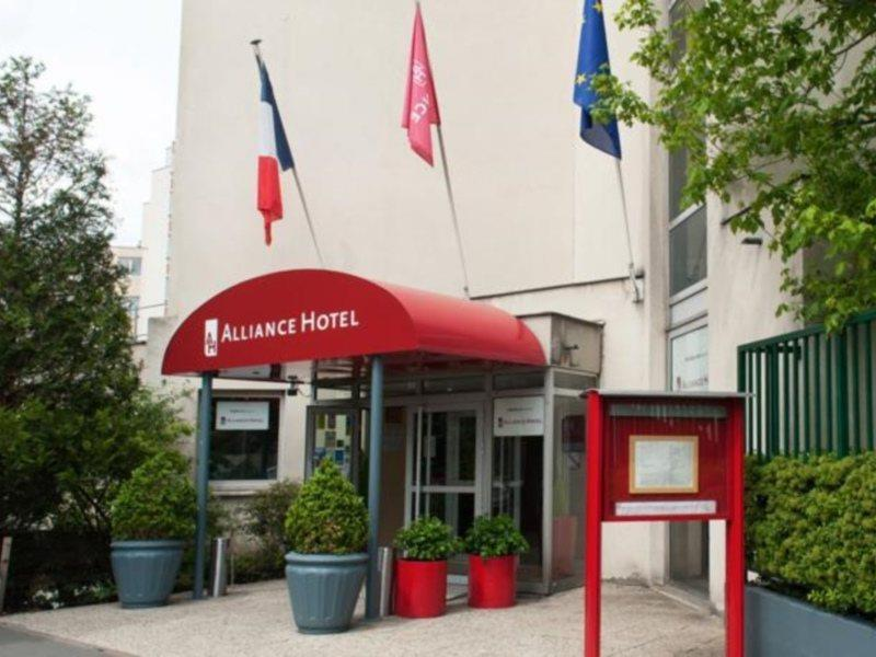 Hotel alliance paris porte de saint ouen saint ouen - Alliance hotel paris porte de saint ouen ...
