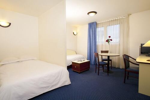 Foto general de Hotel Appart'City Alfortville