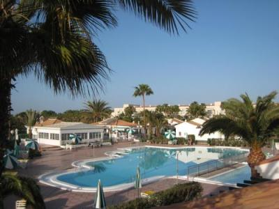 Facilities – Bungalows Campo Golf